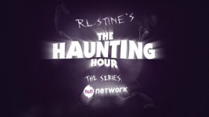 R.L. Stine's Haunting Hour logo