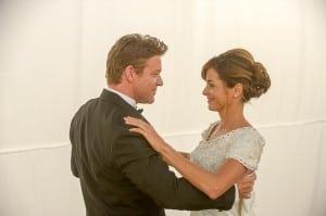 """Matt Passmore and Stephanie Szostak in """"Satisfaction"""""""