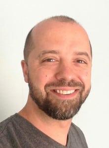 """Sean Jablonski, creator/EP of USA's """"Satisfaction"""""""