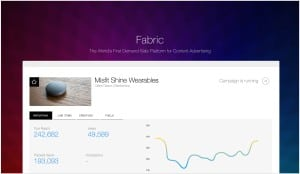 Visible Meaures_Fabric Screenshot