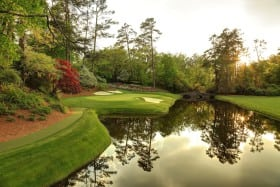 GameDay shoots a round at Augusta