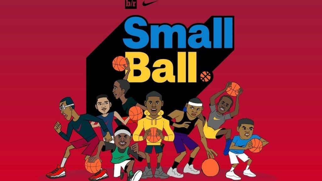 Bleacher Report's Small Ball