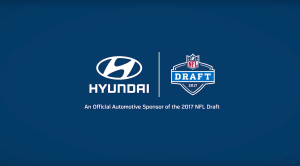 Rolling with the Rookies - Hyundai 2017 NFL Draft Content Series