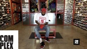 Complex's Sneaker Shopping