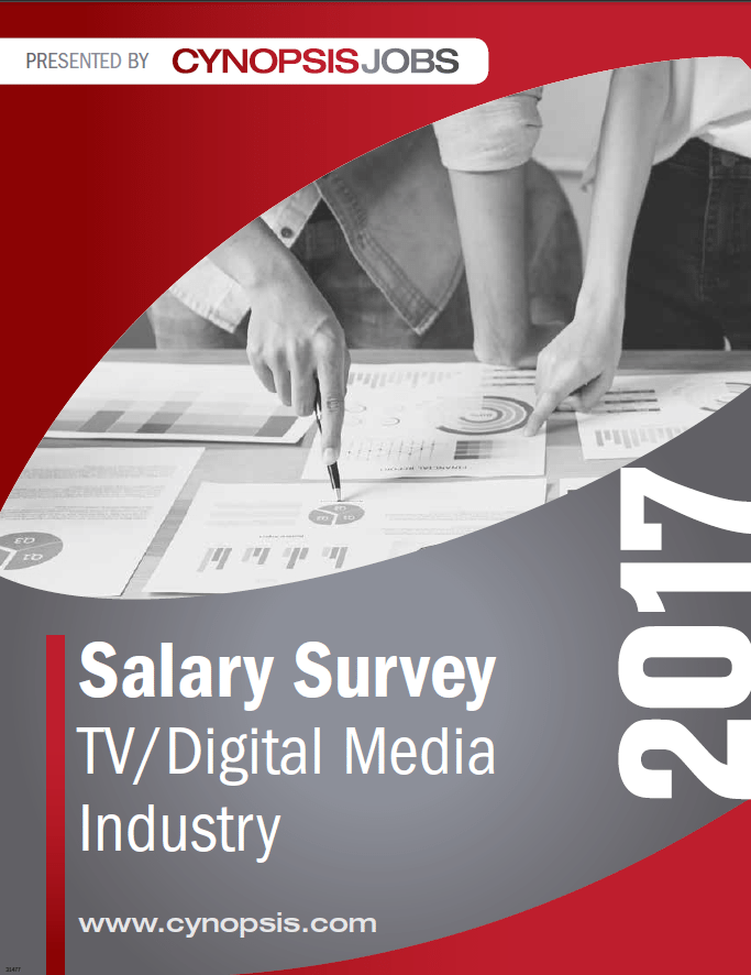 Cynopsis 2017 Salary Survey Report