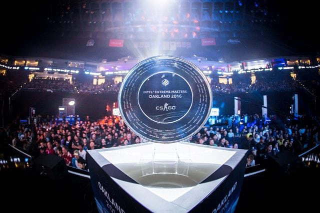 Intel and ESL Renew Vows