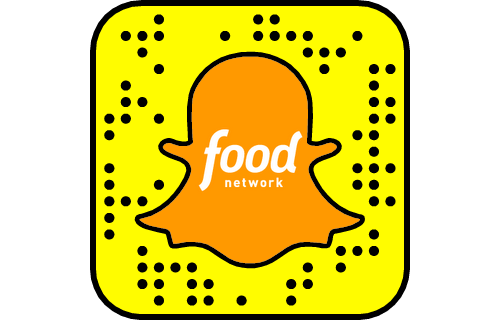 Food Network Snapchat Discover