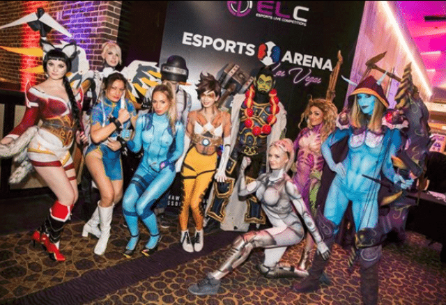 Esports Arena Las Vegas Opens EBS with Charity Showcase for Gamers Outreach
