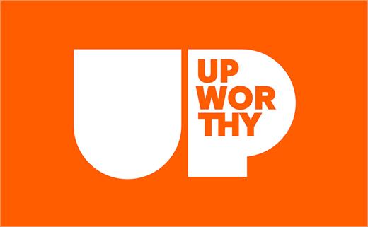 Pentagram Logo Upworthy