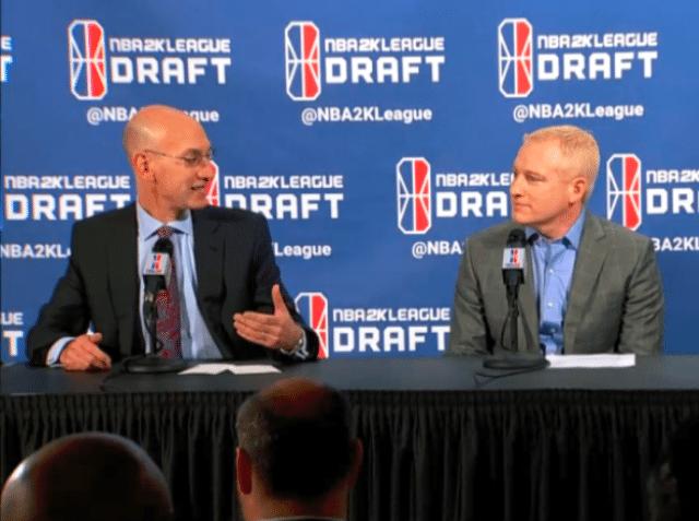 NBA 2K League Locks in Schedule, Announces AT&T Activation Plans