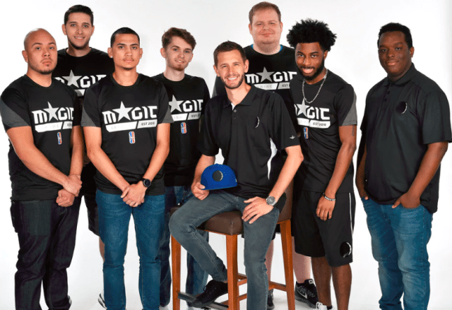 HyperX hits the court with Magic Gaming