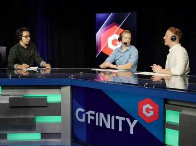 07/26/18: Domino's signed on as presenting sponsor for Gfinity's events