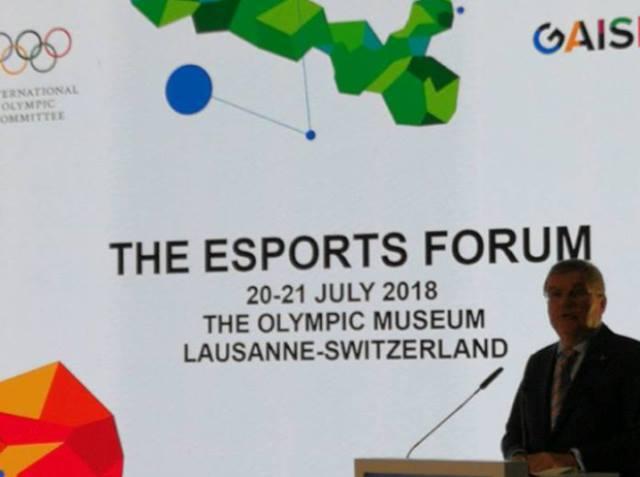 IOC's Esports Forum Captures Objective