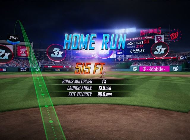 MLB takes swing at Home Run Derby VR championship