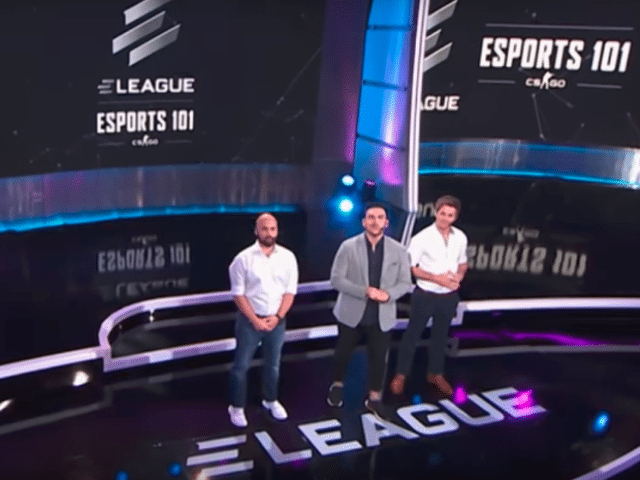 ELEAGUE Taking Viewers to Esports School