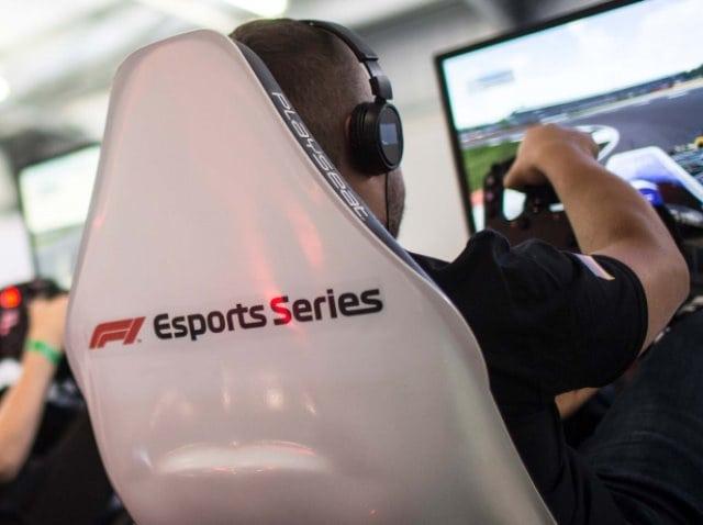 Formula 1 Esports Finds New Balance