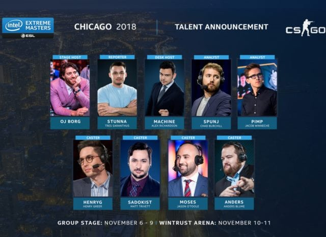 IEM officially takes root in Windy City