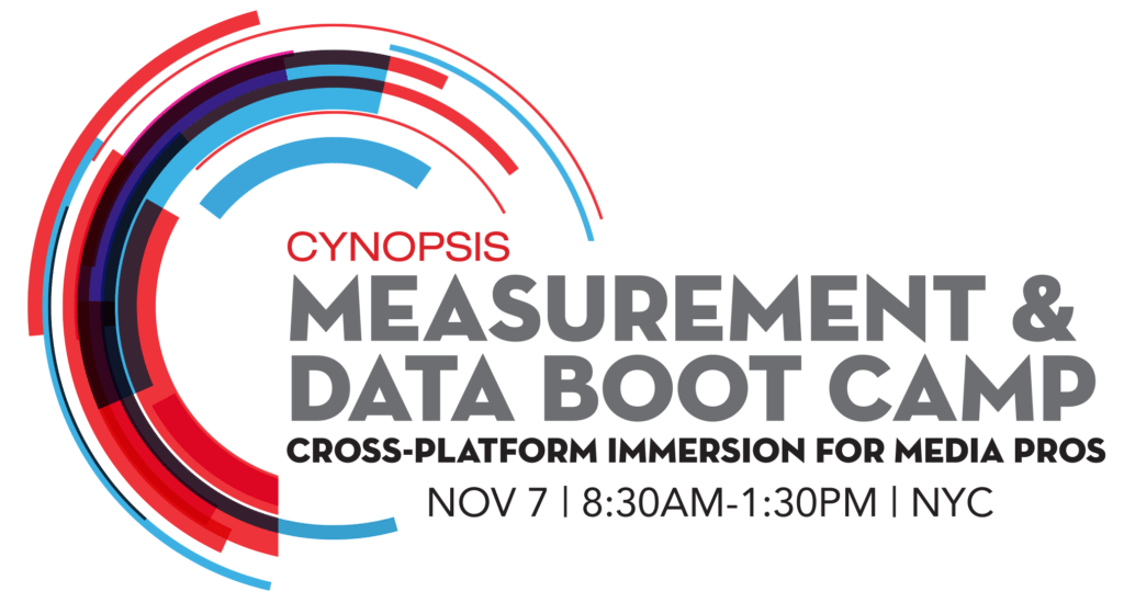 Measurement & Data Boot Camp 2018