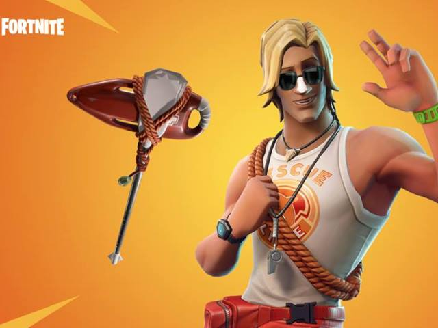 Fortnite Secures Fall Formation