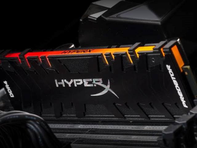 HyperX Eyes London with FACEIT