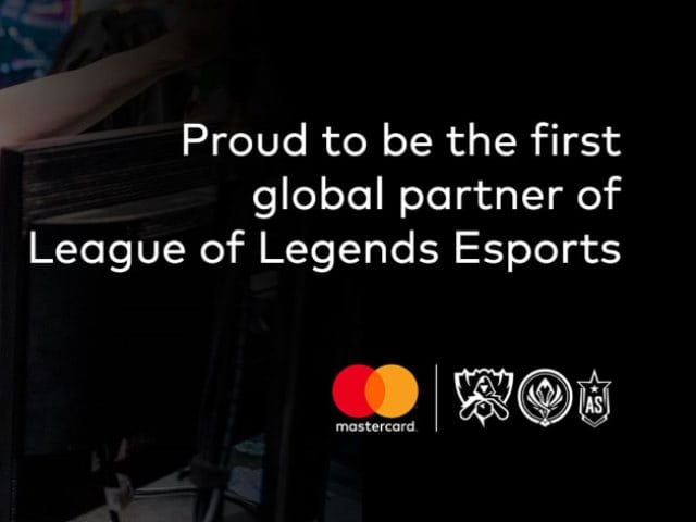 Mastercard Goes Big with League of Legends