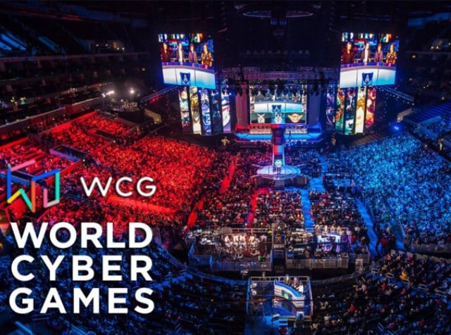 World Cyber Games Plugs into Qujiang