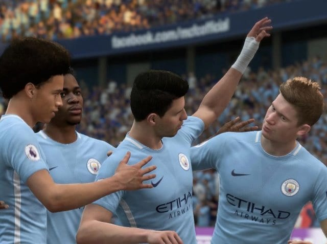 Manchester City has Eyes on Gfinity Elite Series