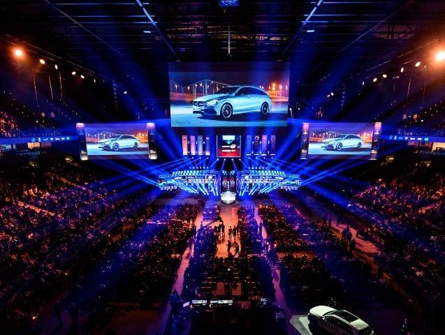 ESL & Mercedes-Benz Extend Partnership