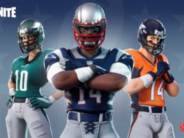 NFL Gears Up for Fortnite Partnership
