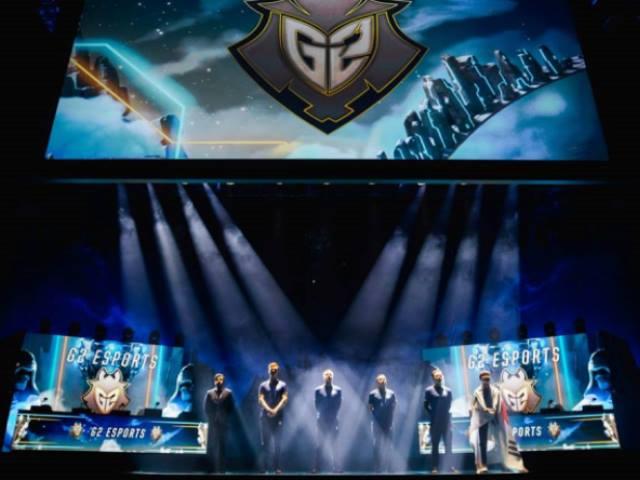 G2 Esports Books 'Squad' Talent Show