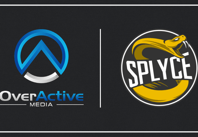 Overactive picks up Splyce