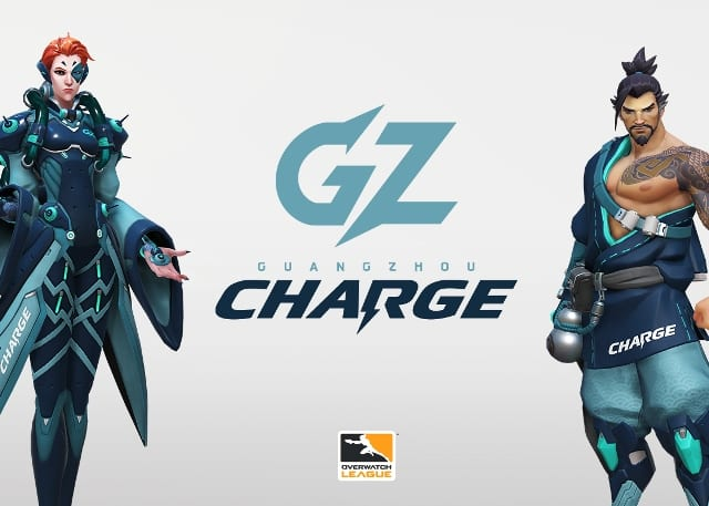 Overwatch League's Guangzhou Squad Gets Branded