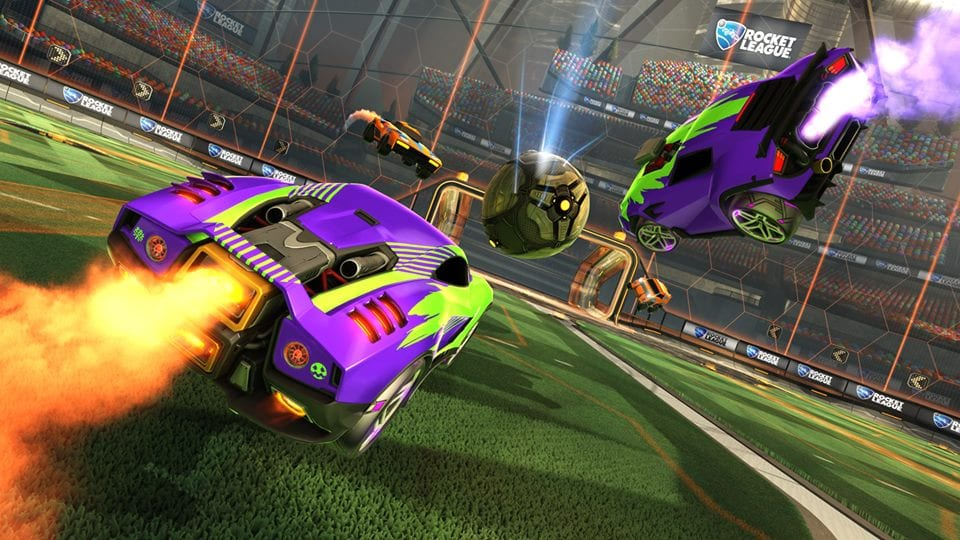 11/29/18: DreamHack is launching a new Rocket league series