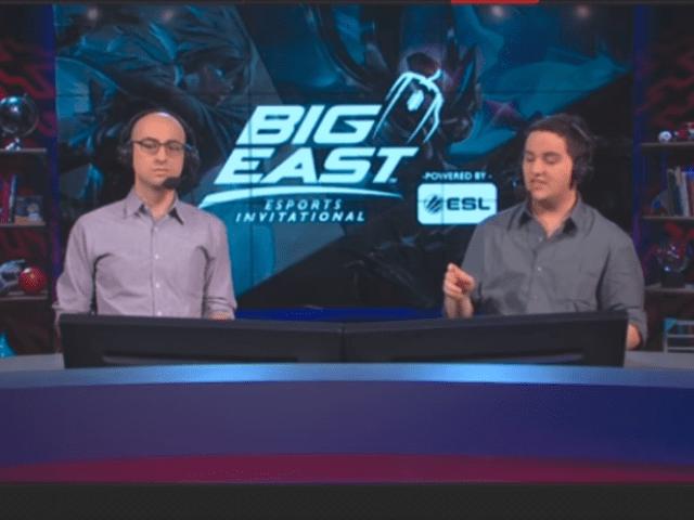 BIG EAST has Big Plans for League of Legends