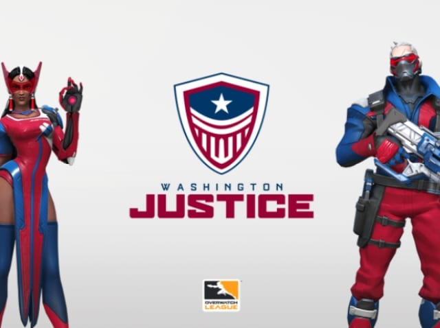 Overwatch League Serves up Justice