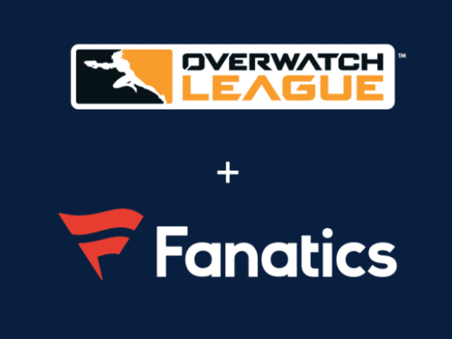 Fanatics Partners with Overwatch League for Merchandise Payload