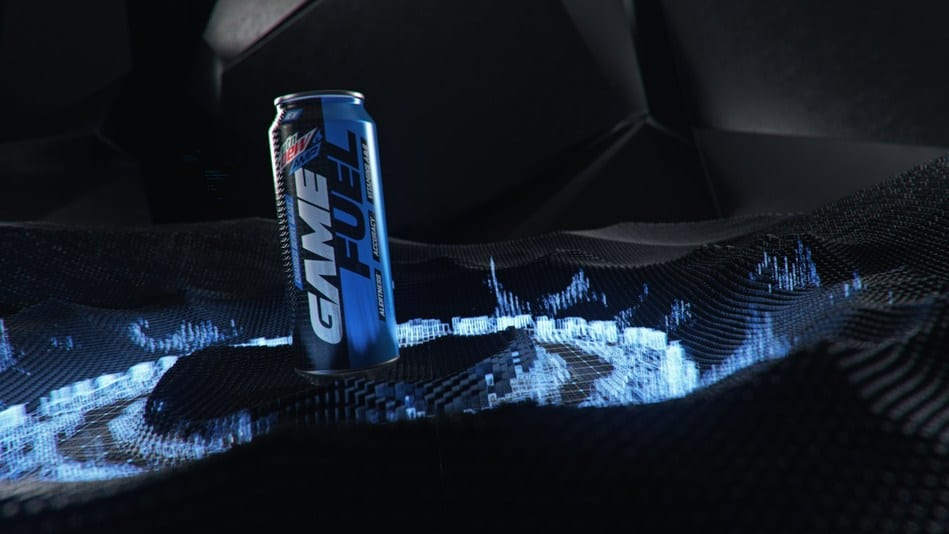 MTN DEW AMP Leaks Activations Partnerships for Game Fuel Rollout