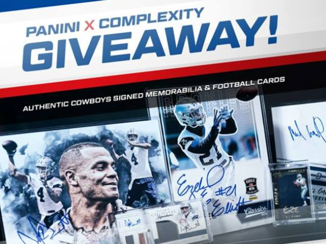 Panini Collects compLexity Partnership