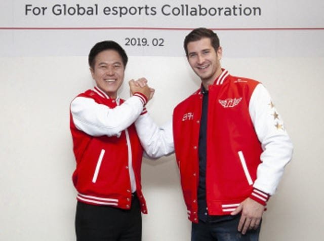 Comcast Spectacor and SK Telecom Go Big with launch of T1