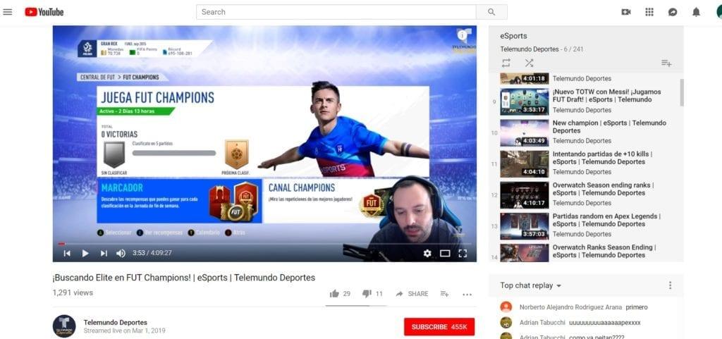 Telemundo Launches First U.S. Spanish-language Esports Channel