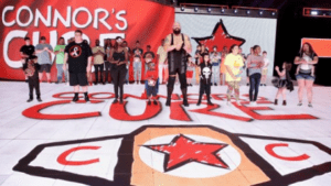 "WWE's Connor's Cure ""Superstars of Tomorrow"" Campaign"