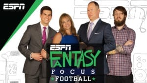 ESPN Radio - Fantasy Focus Football Podcast