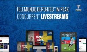 Telemundo Deportes – FIFA World Cup 2018