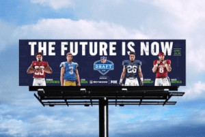 NFL Draft Campaign