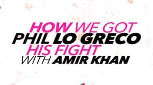 Lo Greco vs Khan: An Inside Look
