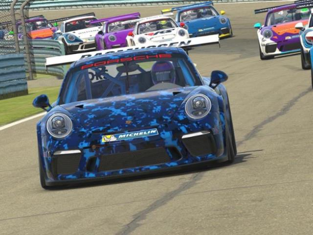Porsche Gears Up for Esports Supercup