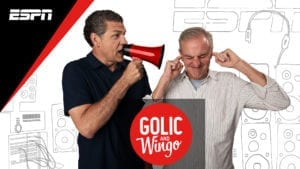 ESPN Radio - Golic and Wingo