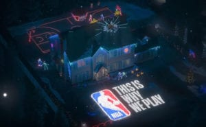 The NBA Lights Up Christmas Day