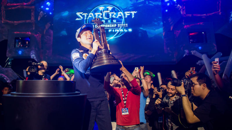 ESL, DreamHack Forge New Tours for StarCraft & WarCraft III