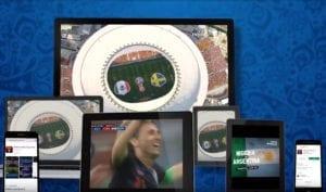 Telemundo Deportes – FIFA World Cup 2018: Multi-Platform Livestream experience